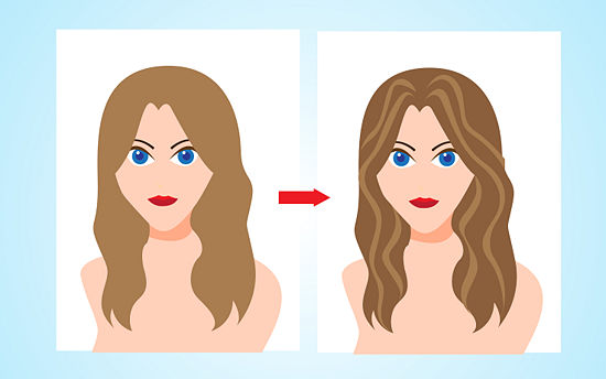 How to Choose a Hairstyle | LAMASAT